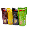 aluminum foil packaging bag heat seal pouch for potato chips snack food