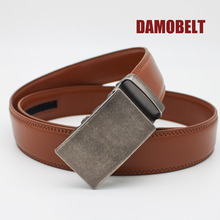 Automatic buckle men belt belt manufacturers usa
