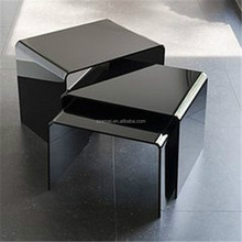Black/white Acrylic Furniture Table For Tea/Coffee/office/bar