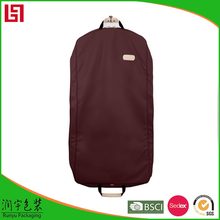 Nonwoven meltblown mens suit cover/garment bag