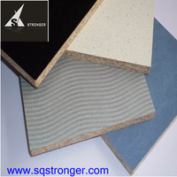 Laminated Chipboard/Particle Board/Flakeboard for furniture