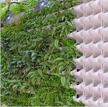 wholesales plants wall vertical greening indoor outdoor wall-mounted assembly plastic planters