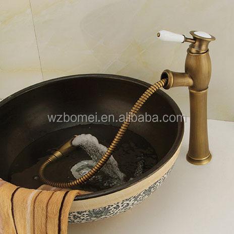 Wholesale copper sink faucet - Online Buy Best copper sink faucet ...