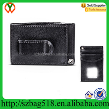 Wholesale Men's Credit Card Wallet Black