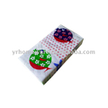 21x21cm Printed Tissue Paper Pocket Napkin Paper Napkin For Promo