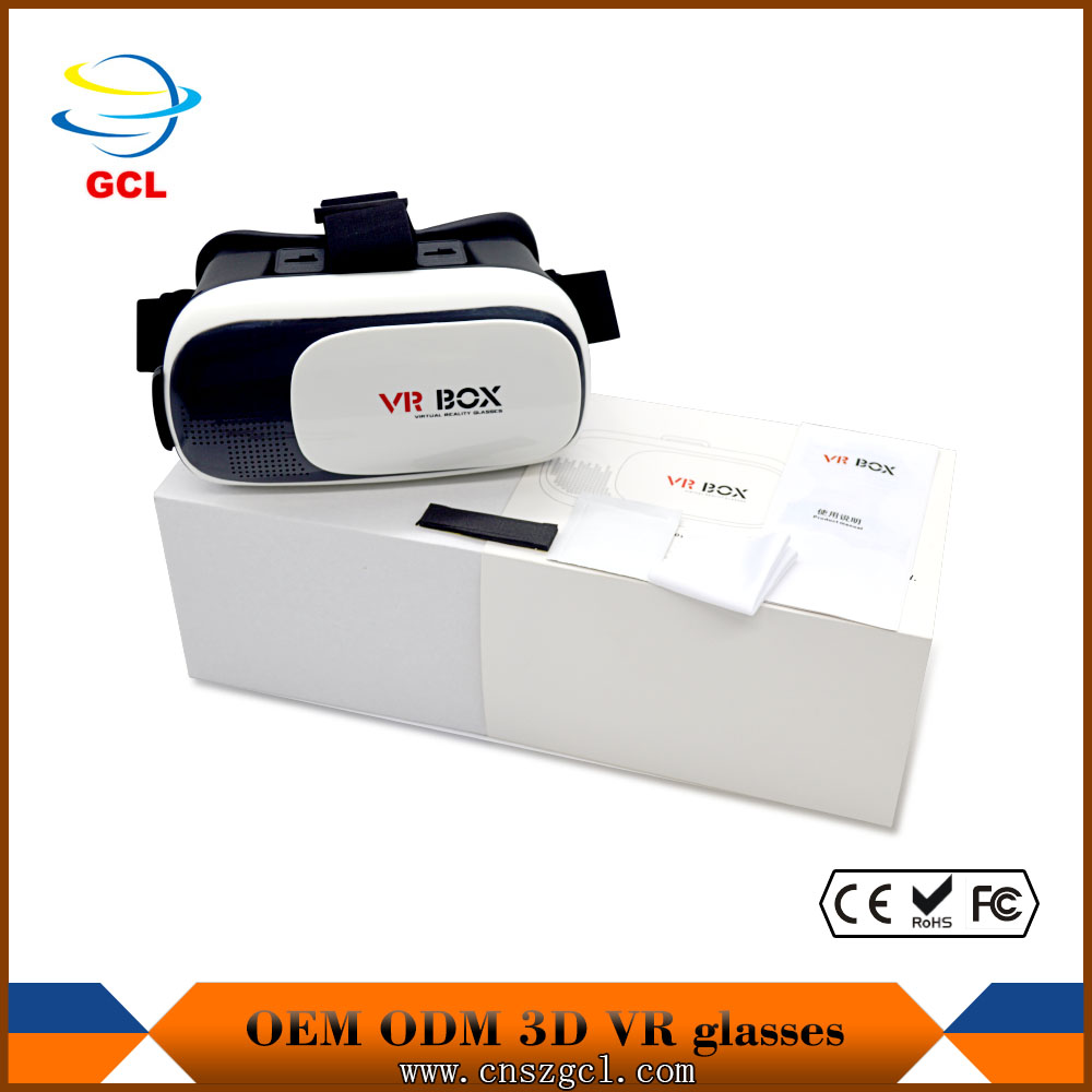 virtual reality download game goggle in shenzhen OEM ODM