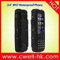 UNIWA L28 Dual SIM 2.4 Inch IP67 Waterproof Wholesale Basic Rugged Phone