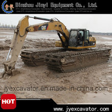 JYSL490 Amphibious digger with HITACHI ZX490LCH-5A superstructure
