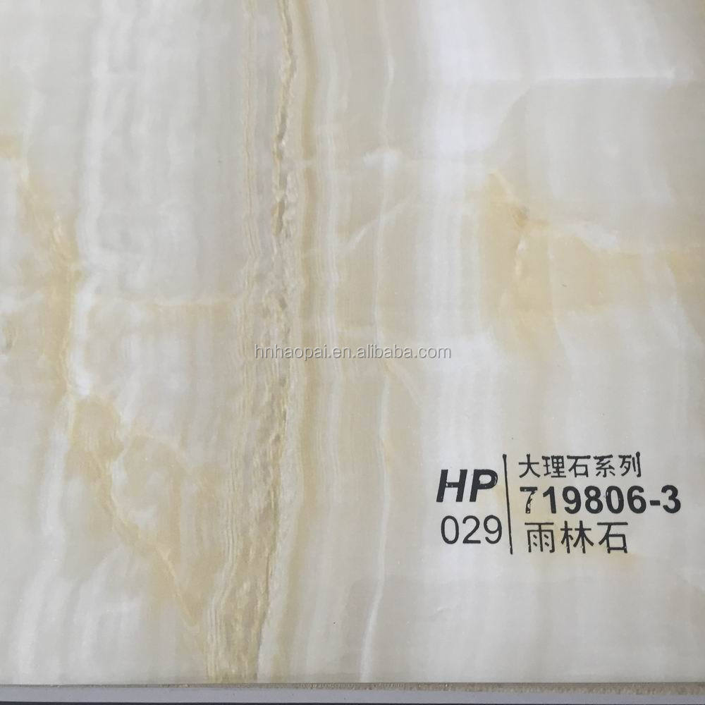 MARBLE 3D PVC Material and Decorative,Explosion-Proof Function pvc film for MDF, wps, wpc,