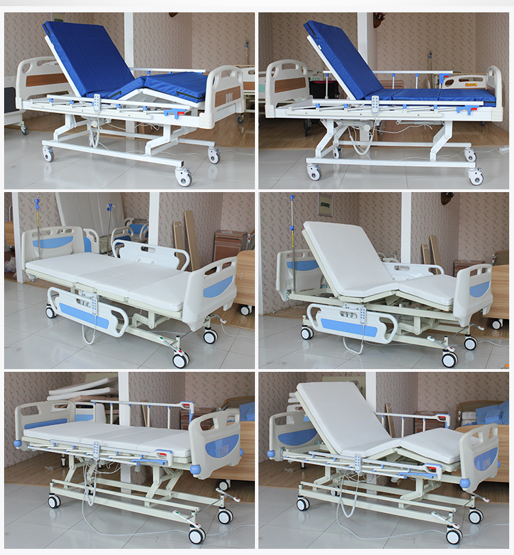 3 functions electric motorized hospital beds for sale Malaysia HK Vietnam_10.jpg