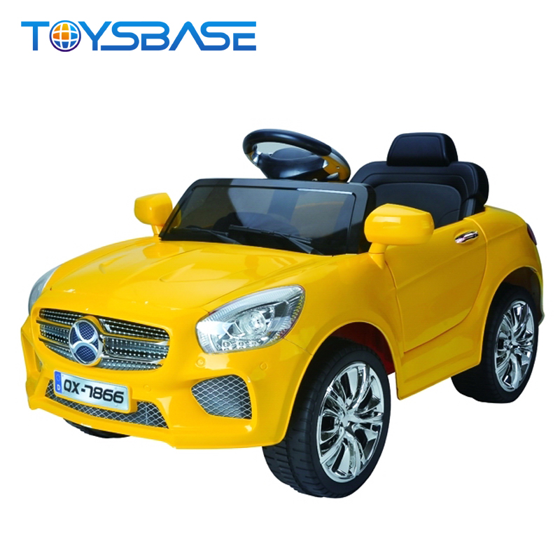 Ride on Toys Car Kinder Auto Wholesale 12V Electric Baby Carrier Remote Control Ride On Kids Car