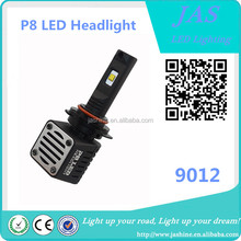 2017 Hot Sale Automobile Parts Accessories Cheap 9012 P8 CSP LED Replacement Headlights For Car