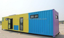 Prefabricated type Container home Insulation modular homes