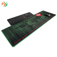 Custom Printed Extend Large Big Sublimation Gaming Mousepad Rubber Game Mat 900 400 Full Desk Mouse pad Xxl For Gamer