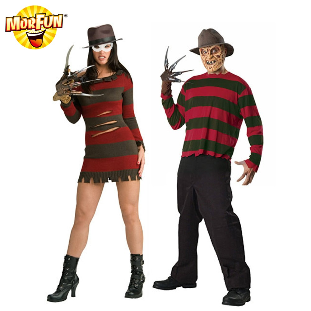 Good Quality Plus Size Available Halloween Costumes Freddy Krueger