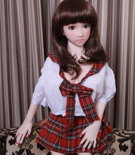 D-cup Petite Lily Sex Doll (100cm) Realistic Solid TPE Adult Love Doll Hot Open Sexy Girls Sex Picture