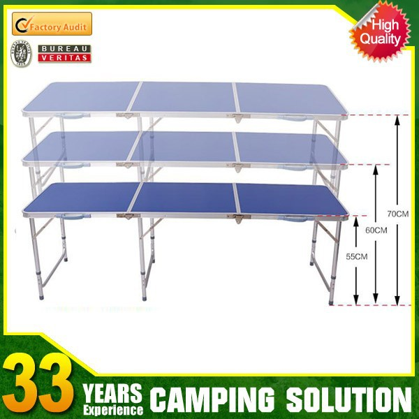 Heavy duty folding table legs for folding table base