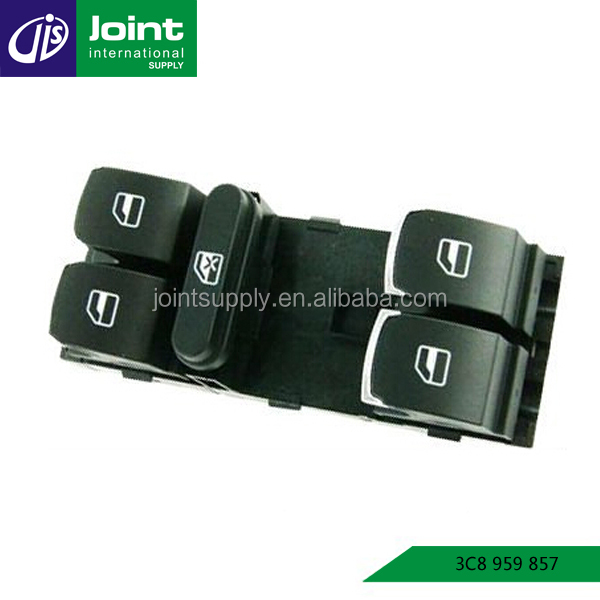 AUTO WINDOW LIFTER SWITCH 3C8 959 857 for VW CC  for PASSAT