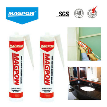 middle acidity silicone sealant