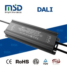 CE waterproof Dali led driver constant current power IP67 150w supply 3000ma 3400ma 4200ma led tansformer