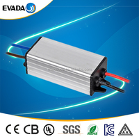 Waterproof LED driver 700mA with High PFC and Efficiency