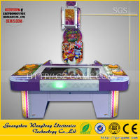 Sheet Metal quality Theme Park Redemption Game Machine