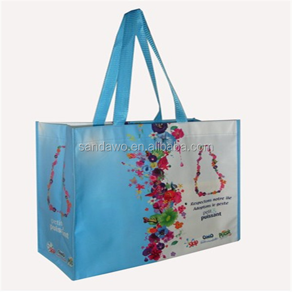 Eco-friendly Customized BIFMA plastic clothes bag for packing