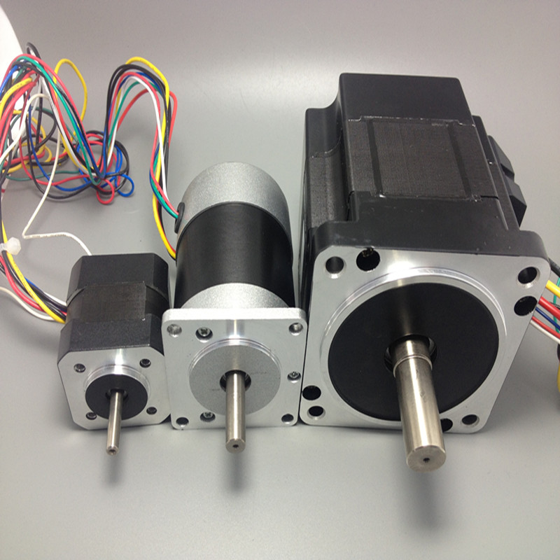 Series High Torque Geared Brushless Dc Motor