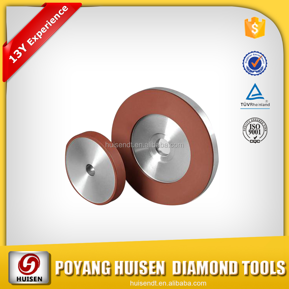 Huisen Diamond Tools Very Good Abrasion Resistance Profile wheel