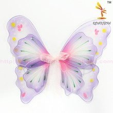 New Costume Halloween Girl Fairy Wings