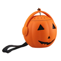 2017 Halloween gifts mini wireless speaker for kids with LED light