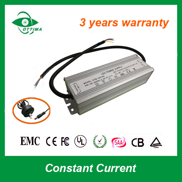 Hot sale Ip67 60W 1400mA waterproof constant current led power driver