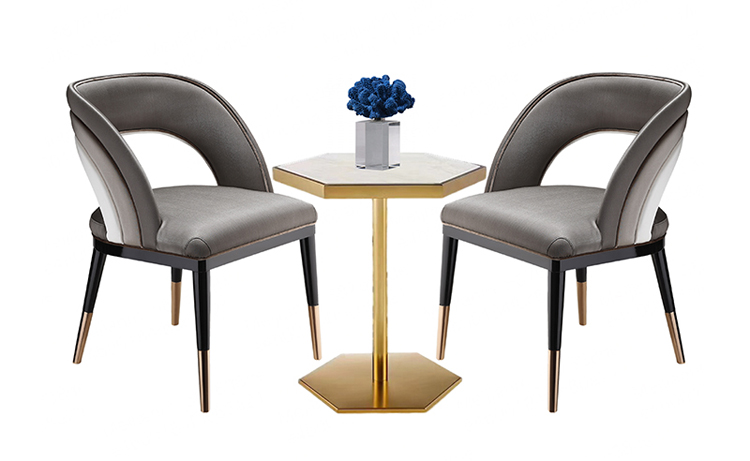 Flash Furniture Elegance 	 velvet chairs for dining room with high quality