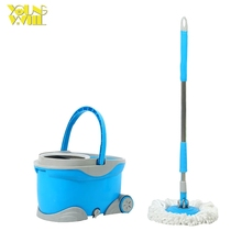 Wholesale cleaning floor spin tornado easy 360 magic mop and bucket