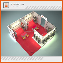 Hot Sale Trade Show Display, Fashionable Exhibition Display, Expo Stand