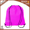 BP0246 Bagtalk Yiwu Supplier Chinese Hot Sale Cute Rose Red Non-woven Fabric Drawstring Backpack For Women