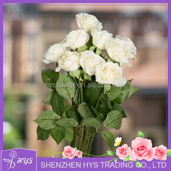Artificial Real Touch Rose Flower For Online Wholesale Shop Best Selling