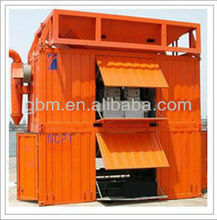 container weighing and bag unit for bulk cargo