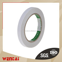 low price double sided adhesive tape/ double side tape with PP or PE release film