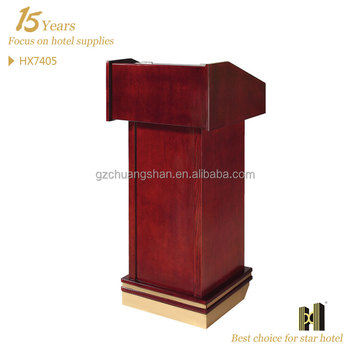 Indoor Or Outdoor Good Quality Church Rostrum