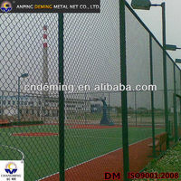 Playground Fence/Chain Link Fence Manufacturer (ISO9001:2008)