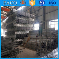 steel structure building materials ! galvanized tube 3 inch thin wall pre painted galvanized steel pipe