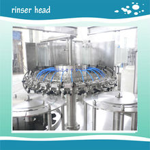 Automatic mineral water filling machinery equipment