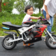 2018 Chinese Petrol Mini Motor Pocket Bike 49CC 110cc Motorcycle for Kids