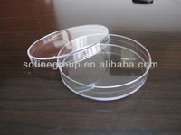Disposable Plastic Petri Dish For LAB Using,Petri Dish 90mm Sterile