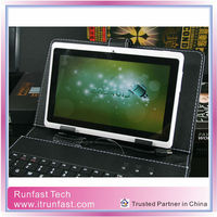 7'' screen android 4.0 allwinner a13 q88 tablet