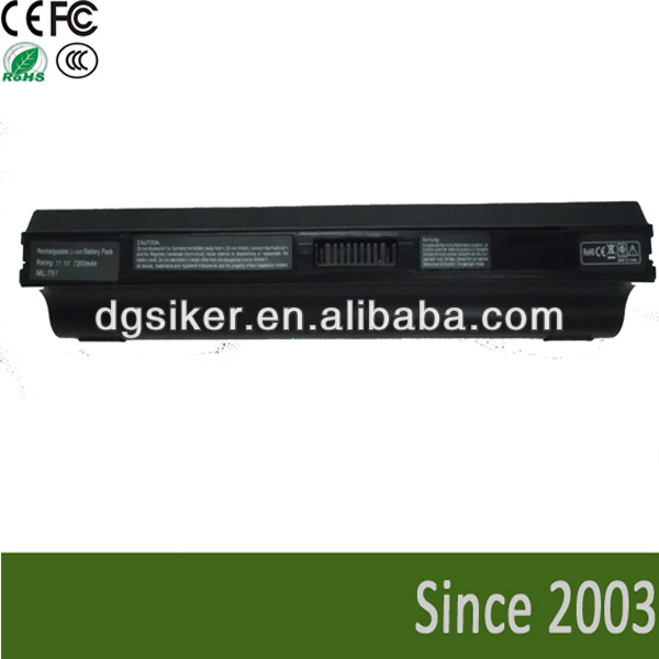 Reliable laptop battery for ACER Aspire One ZA3 Gateway LT3100 Aspire One 531 UM09B73, UM09B7C, UM09B7D AO751h-1392, AO75