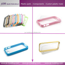 On hotsale mobile phone plastic cover,plastic phone case for iphone