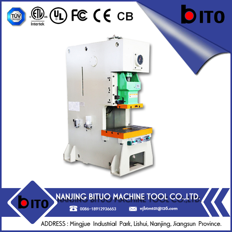 NJBTMT- Accept sample order well appreciated pneumatic press clinching machine
