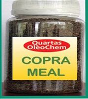 COPRA EXPELLER MEAL or COPRA CAKE